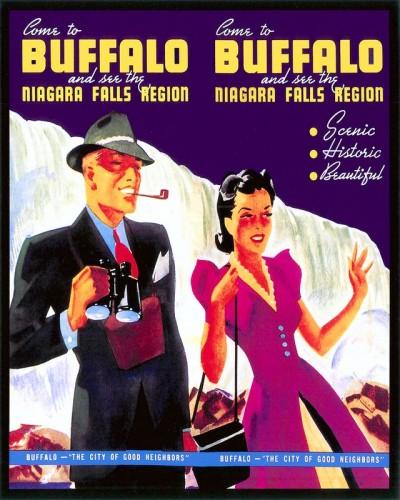 Come to Buffalo