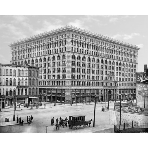 Ellicott Square Building, Buffalo, N.Y. c1900