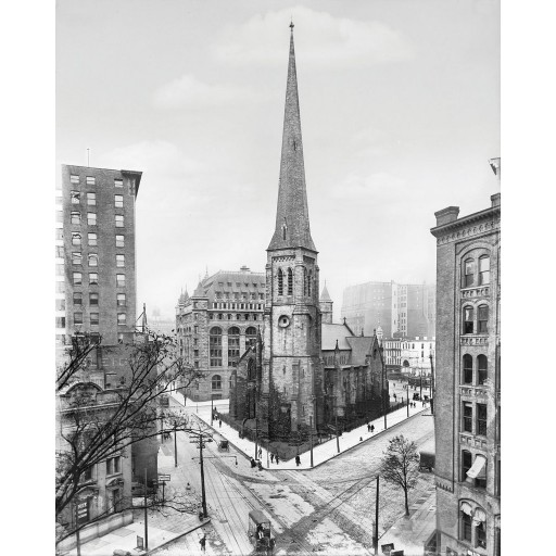 St. Paul?s Cathedral, c1908