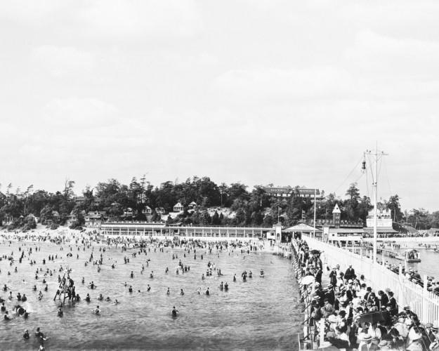 Crystal Beach, c1917