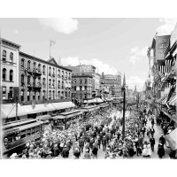 Labor Day, Main St., Buffalo, N.Y.c1901