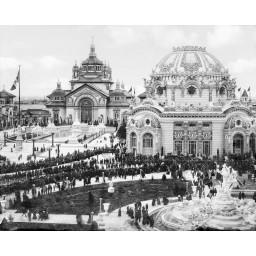Pan-American Exposition, c1901