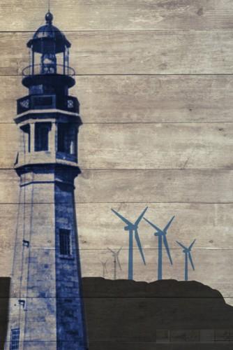 Buffalo Main Light & Turbines