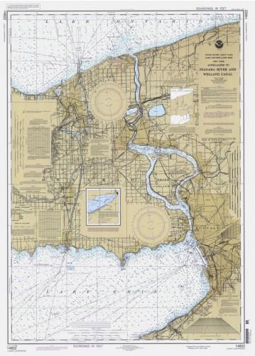 Niagara River And Welland Canal