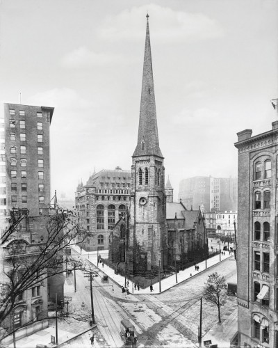 St. Paul's Cathedral, c1908
