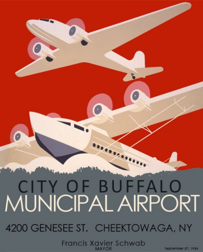 Buffalo Municipal Airport