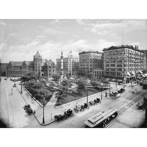 Lafayette Square, Buffalo, N.Y.