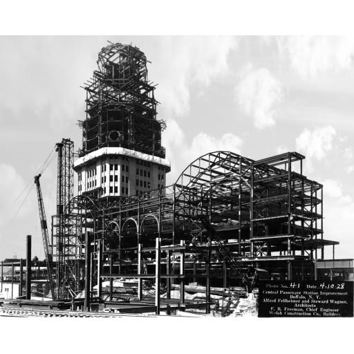 Central Terminal Construction