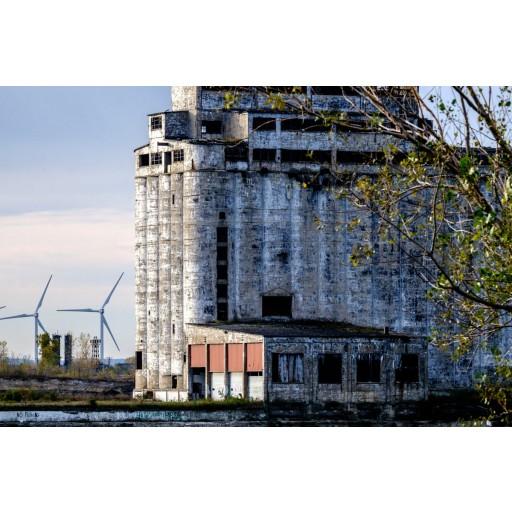 Cargill Pool Grain Elevator