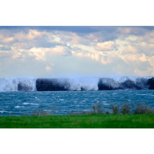 Lake Erie Break Wall 3