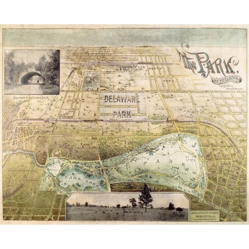 Dealware Park - 1891