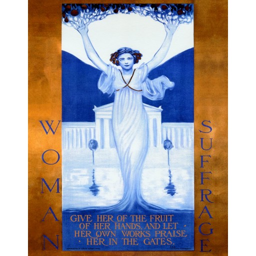 Woman Suffrage - Evelyn Rumsey Cary