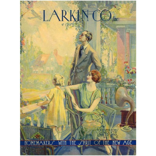 The Larkin Co, Advertising Poster 1926