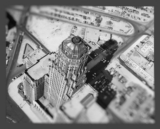 City Hall from Above