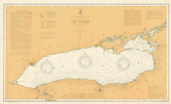 Lake Ontario - 1904