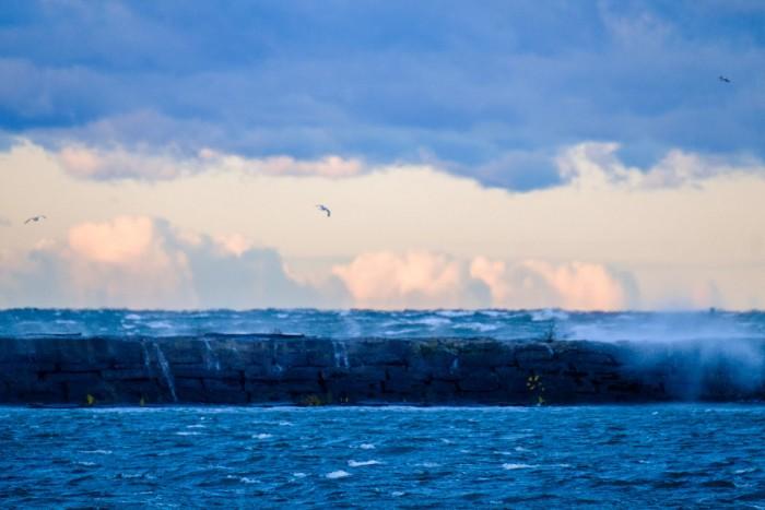 Lake Erie Break Wall 1