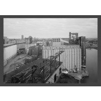 Buffalo Grain Elevators