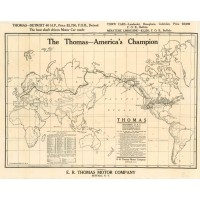 1908 New York to Paris Race