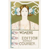 Women's Edition (Buffalo) Courier -  Alice R. Glenny