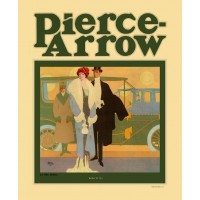 1911 Pierce-Arrow Ad