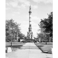 Lafayette Square, c1900