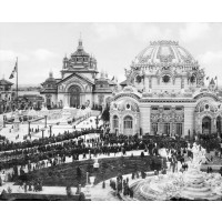 Pan-American Exposition, c1901